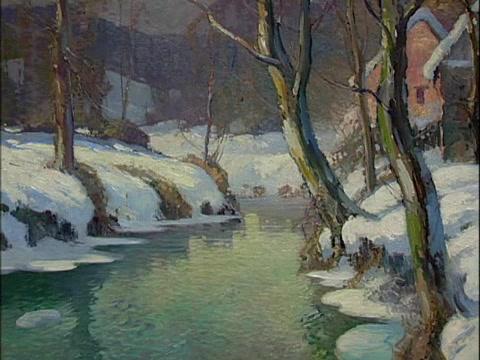 otto stark impressionism